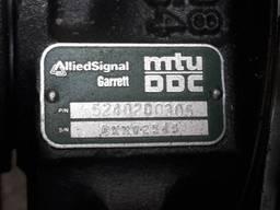 5240200305 MTU DDC 4000 Turbocharger, 1.23 A/R BTV8506