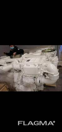 2* MAN marine engines D2862LE435 V12-1200 NEW unused