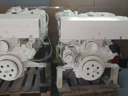 2x MAN Marine D2866LE405 marine reman engines pair - photo 4