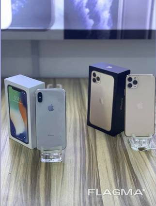 """Apple iPhone 11 Pro Max - 4GB RAM-256GB ROM - iOS 13-6.5"""" -"""