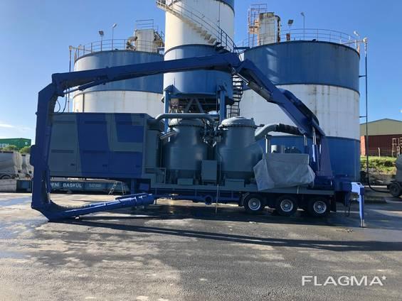 Б/У Корабельная перегрузка цемента VAN AALST Dock Mobile 300
