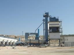 Б/У стационарный асфальтобетонный завод Benninghoven TBA-200