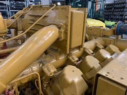 G3508 natural gas generator set ГПУ 612 kVA / 490 kW unused