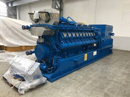 Gas engine generator set DEUTZ MWM TCG 2020V20 2000kW NEW - фото 2