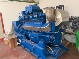 New MWM TCG2016V16 800kW el 400V 50Hz gas generator sale