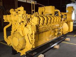 Газовый генератор 1030 kW 400V 50Hz CAT G3516A gas genset