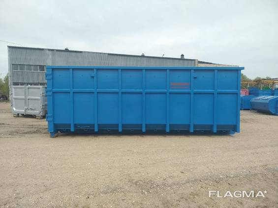 Kontti frame containers, hook lift container,