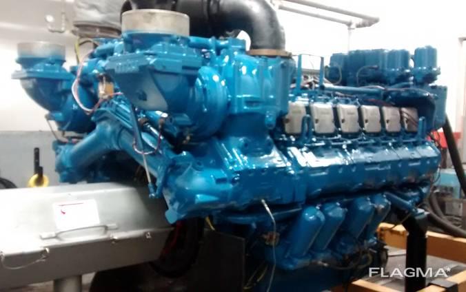 Marine engines sale MTU 12V396 TE 74 L продам, фото, где
