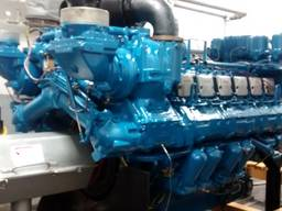 Marine engines sale MTU 12V396 TE 74 L, Diesel 1922HP