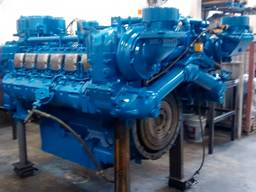 Marine engines sale MTU 12V396 TE 74 L, Diesel 1922HP - photo 3