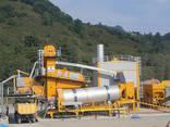 Mobile asphalt plant Parker RoadStar 3000 (240 tph, United Kingdom) - фото 2