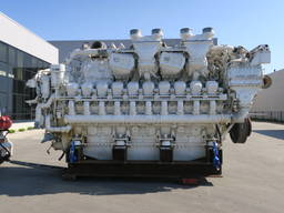 MTU 20V1163 TB93 marine propulsion engine 10000 HP sale