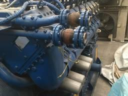 MWM TCG2020V16 50Hz 400V 1600 kW Газопоршневая генераторная