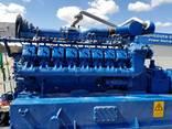 gas generatorMWM TCG2020V16K set new surplus, 0HRS, 2010 - фото 2