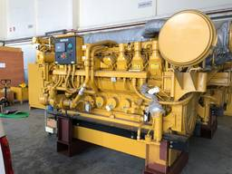 New CAT 3516С НD Engine 3005 HP marine 2015 y. p. (03 units)