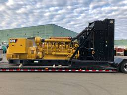 New Caterpillar 3516E Diesel Generator Sets - ДГУ 2750kW