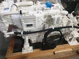 New MAN Marine Diesel Engine D2866LXE40 with new ZF 305-3 - фото 3