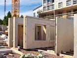 Prefabricated frame-panels for house manufacturing - photo 2