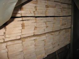 Сосновые/ еловые пиломатериалы камерной сушки на экспорт