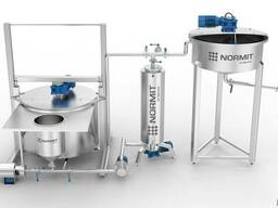 Technological line for yoghurt processing - photo 1