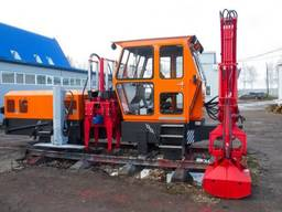 Track repair machine PRM-5U