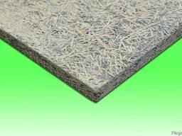 Wood wool cement board / Puuvillan sementtilevy
